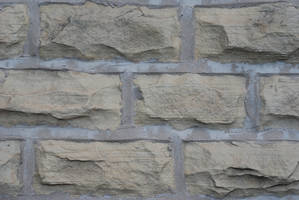 Stone wall by Quinnphotostock