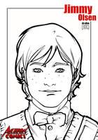 Jimmy Olsen . DC Comics by dymartgd