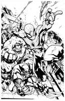 Avenging Spiderman PROMO by dymartgd