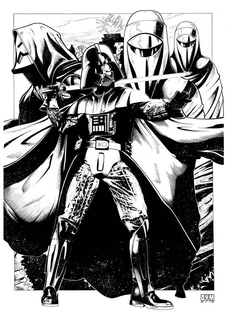 StarWars - DarthVader and the 9th Assassin