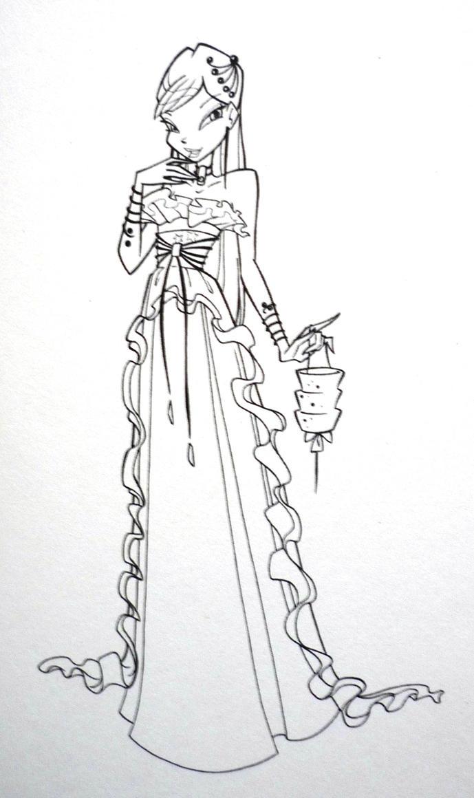 Musa         Musa_dress_coloring_by_lorelai19-d3a8v8l