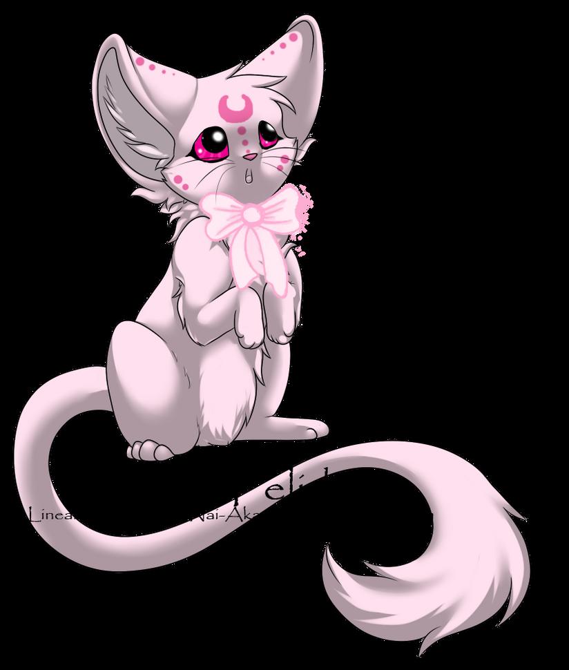 Pink Perolis Felidae: CLOSED by RainCloudAdopts