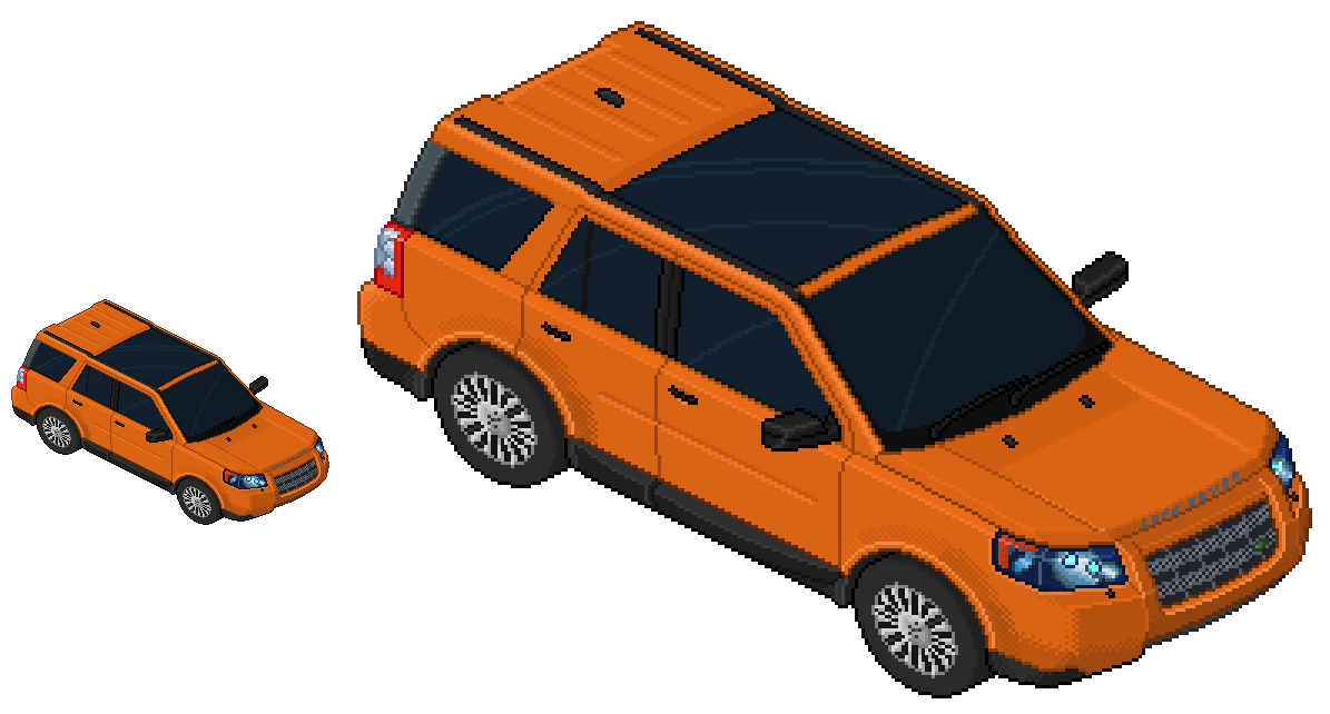 Land Rover LR2 2008 by ToshioMagic