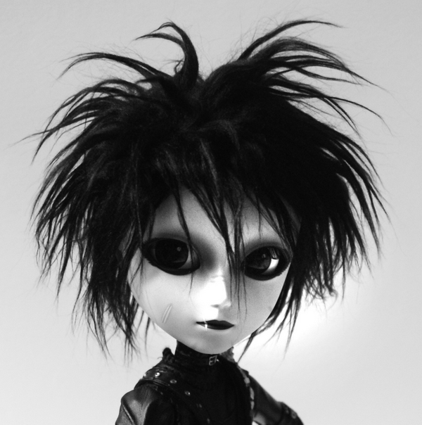 Edward Scissorhands by lydiasieh