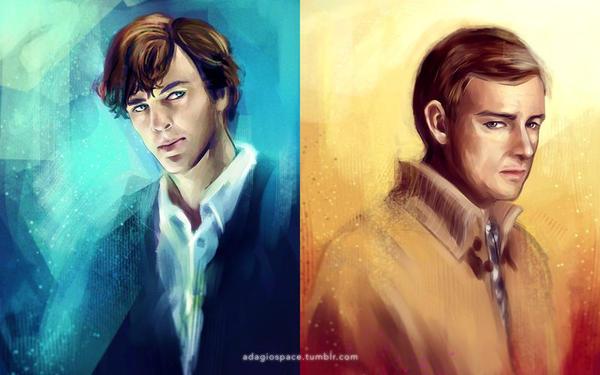 Sherlock - 221B by revolver277