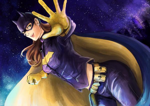 Batgirl by revolver277