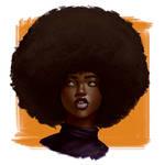 Portrait Study by SrEddie