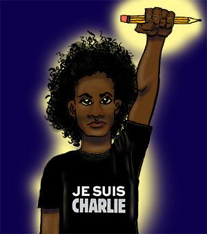 Je suis charlie by derfx2