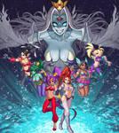 Shantae and Half Genies