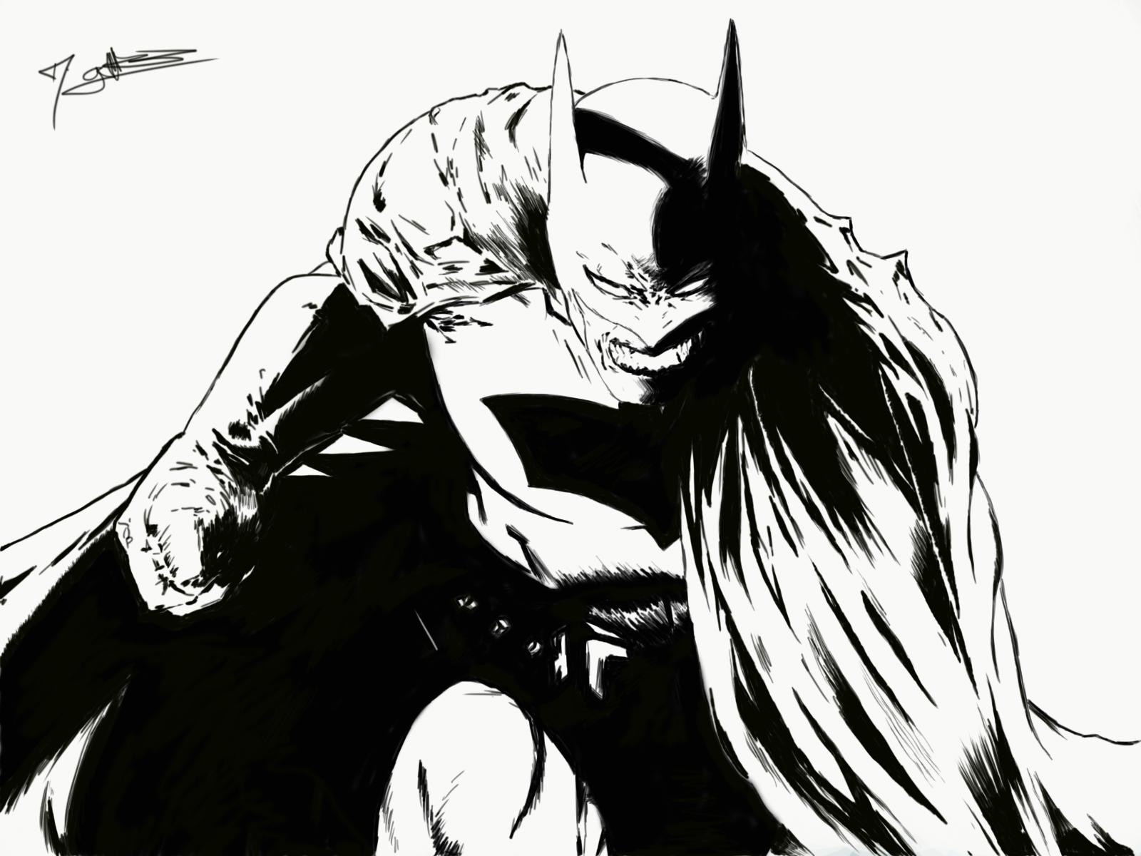 batman the shadow of the bat by guidopata on deviantart