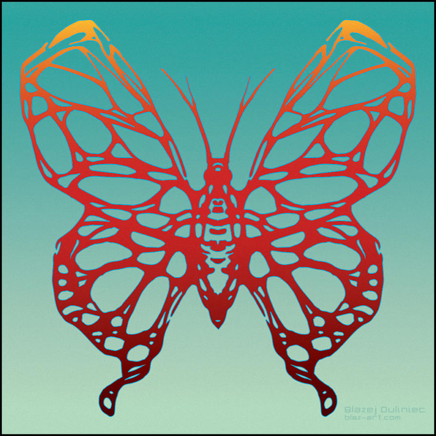 ButterflyVector by blazi76