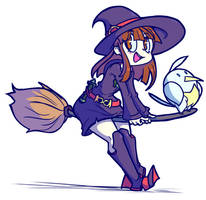Little Witch Akko