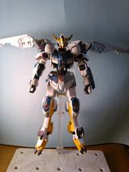 Gundam Cygnus Barbatos (wings open)