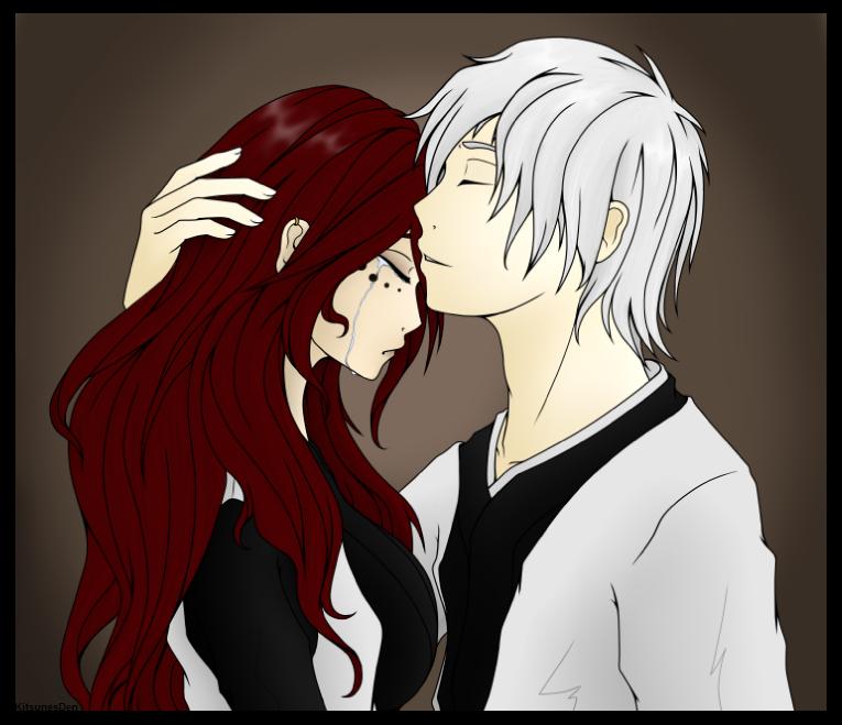I'll make you smile... by KitsunesDen
