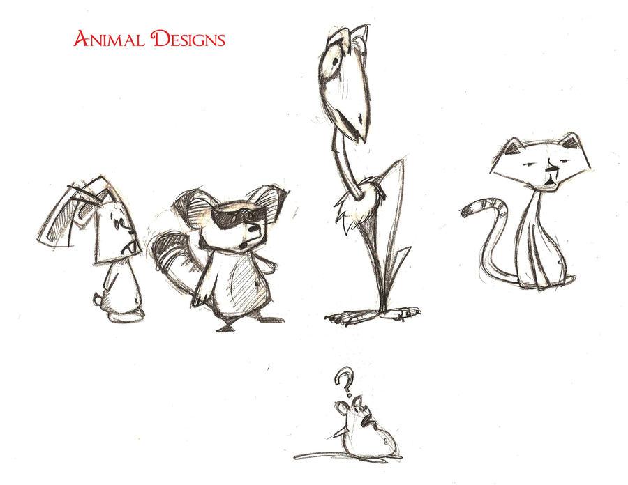 Art Of Animal Character Design Pdf : Animal character designs by skull dixon on deviantart