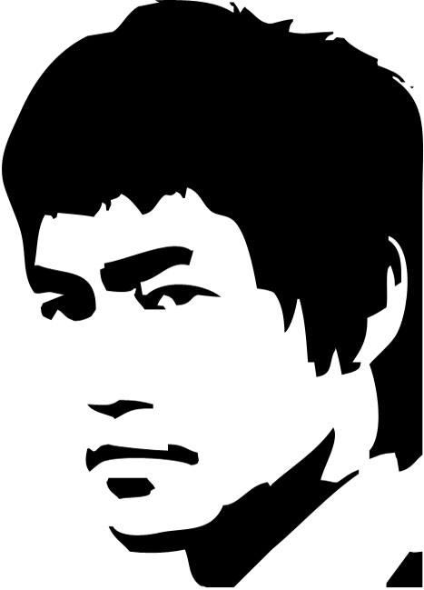 Bruce Lee by GraffitiWatcher