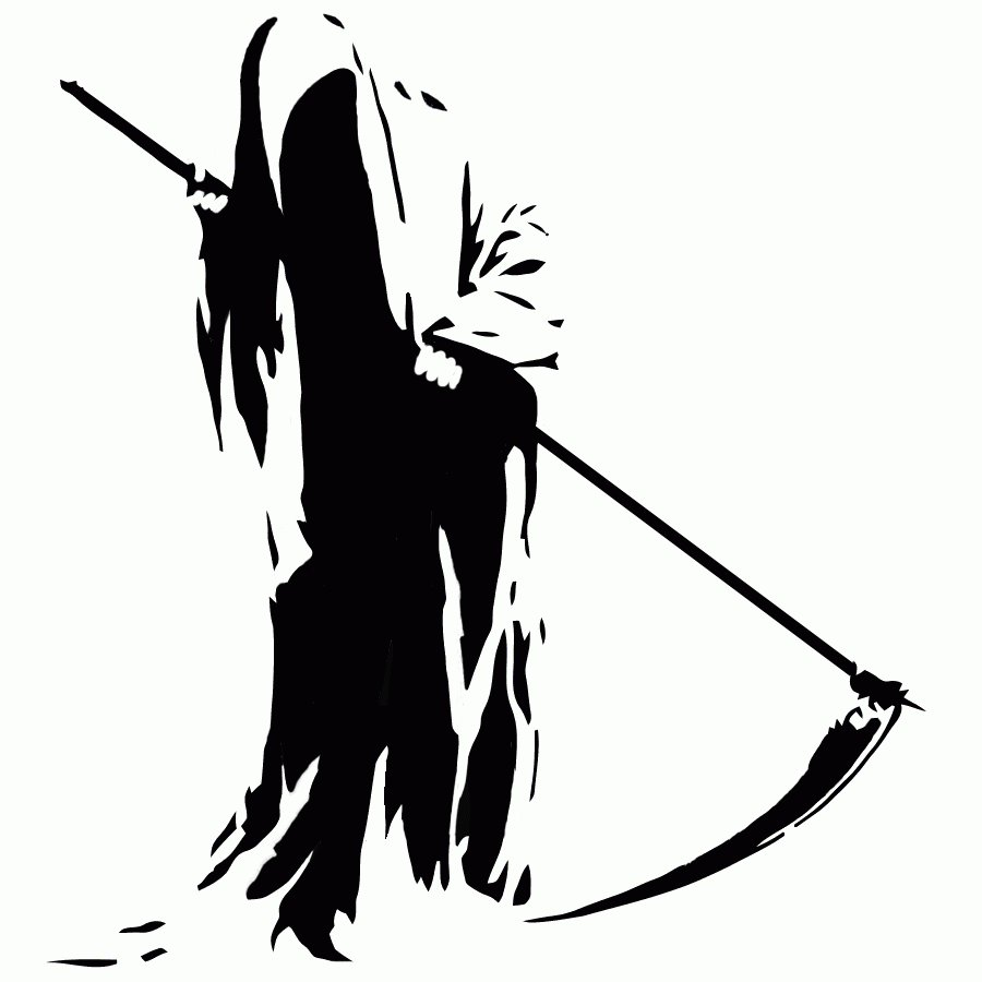 Grim Reaper by GraffitiWatcher