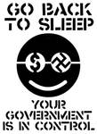 Your Government is in control