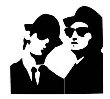 Blues Brothers by GraffitiWatcher