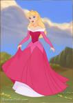 Aurora (Pink Dress) on Fairytale Princess