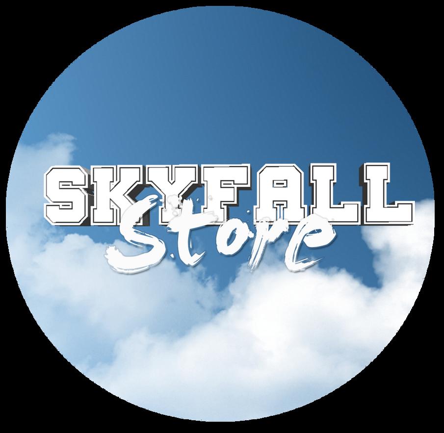 SKYFALL STORE LOGO 1 by FrancoSmiler