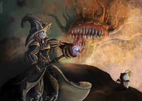Firaga by Jaydenwolf