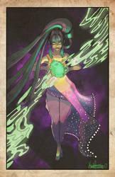 Arianna D'esai of Lotia by Jaydenwolf
