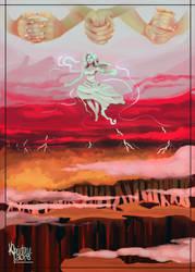 Sylphrena Above The Everstorm by Jaydenwolf
