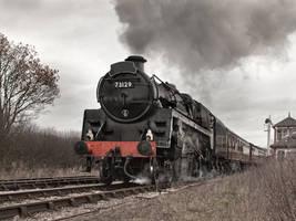 Full steam ahead by Jamie-MacArthur