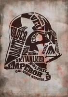 Darth Vader by nirufe
