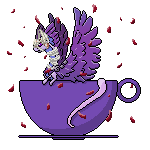 Teacup Coatl - Girolamo3 by Stormjumper19