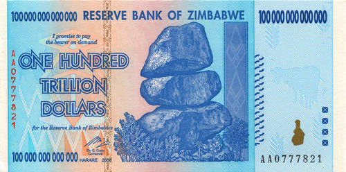 100 Trillion Dollar by SaimGraphics