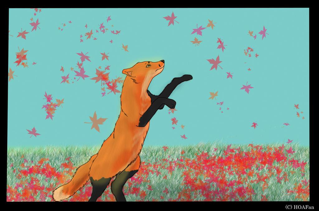Gierra load screen 1 (Fox) by HOAFan