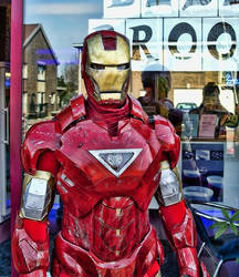 iron man by Tribalgent
