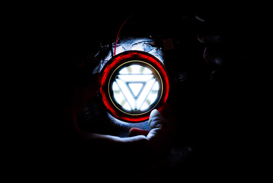 arc reactor (mark6) by...