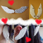 White Winged Ears