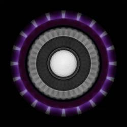 Mandala #14 Variation by TowiWakka
