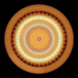 Mandala #67 by TowiWakka
