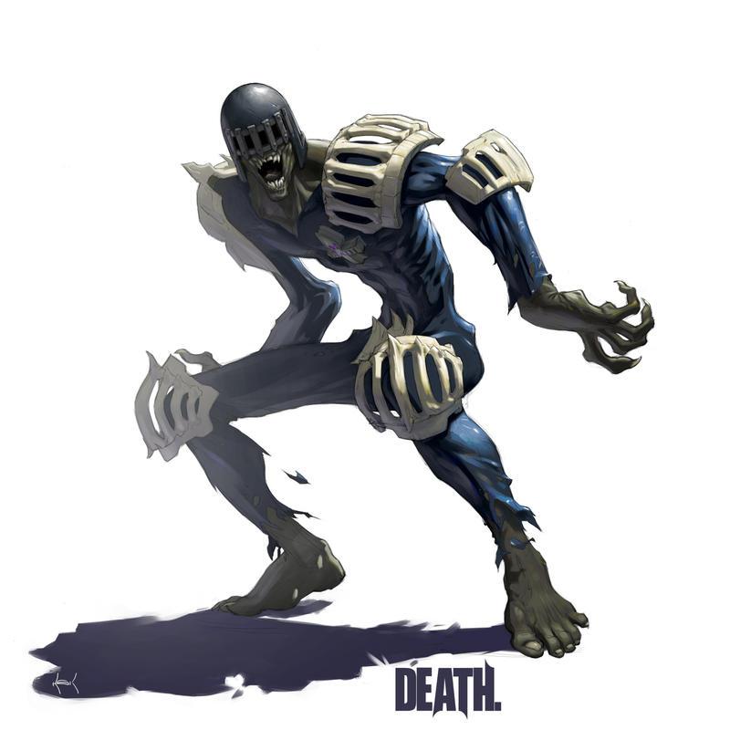 Judge Death by KeanKennedy