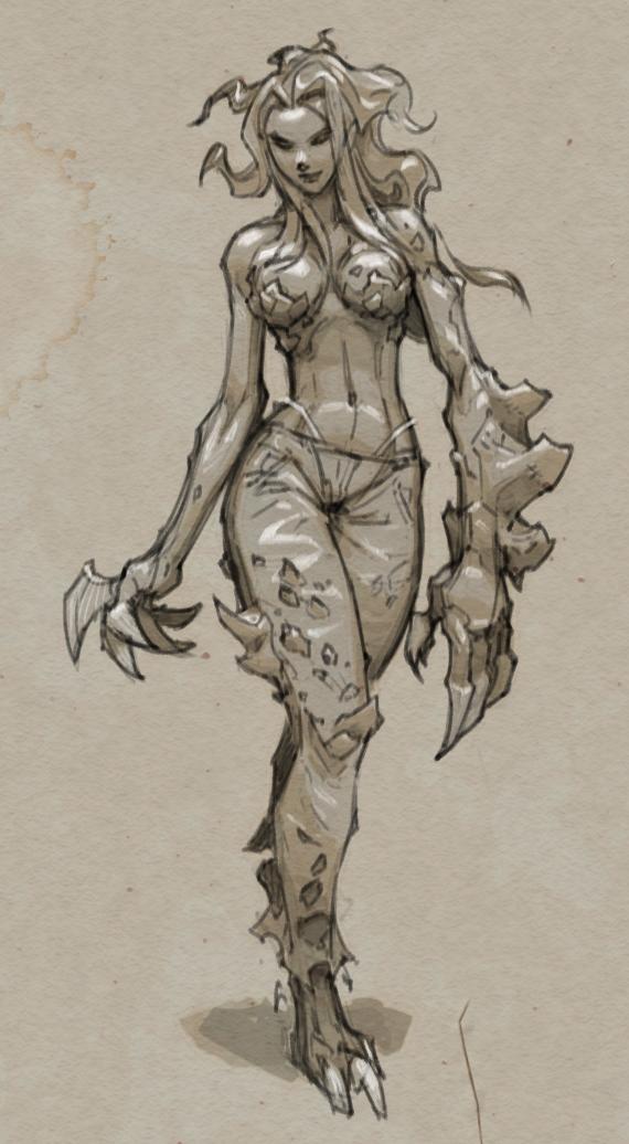 The Demonic Type by KeanKennedy
