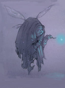 Dark Fairy Godmother cont'd