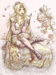 Rosa Collab by squidlarkin