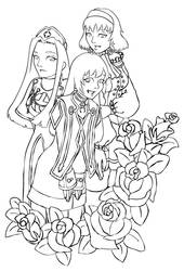 Tales Girls Lines