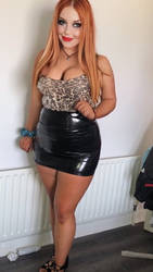 BBW Chloe going out