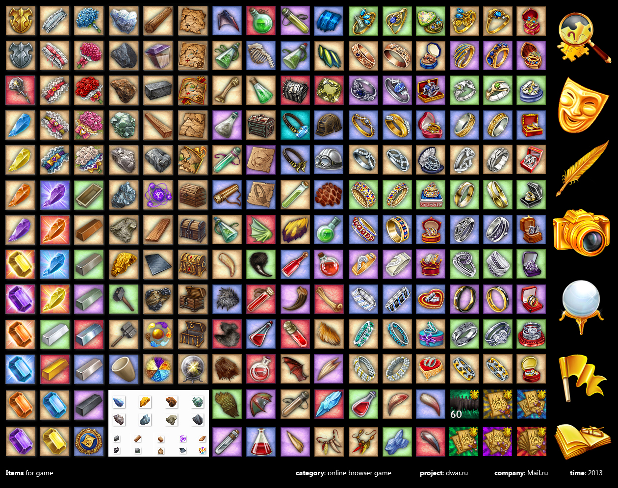 icons for game items weapon farm achievement by