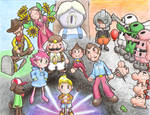 The World of MOTHER 3