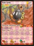 Super Mario TCG - Bob-omb