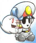 Boo x Shy Guy 2