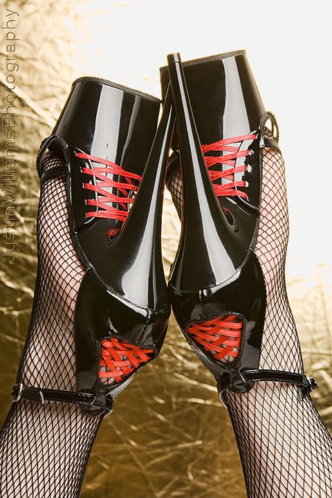 Corset Heels I by ThruTheAshes