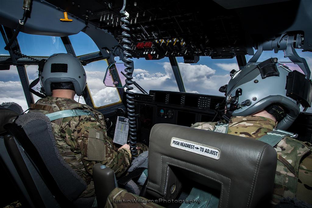 MC-130J II Ignite 51 Pilots by ThruTheAshes